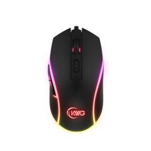 KWG Orion E1 Multi-color Gaming Mouse