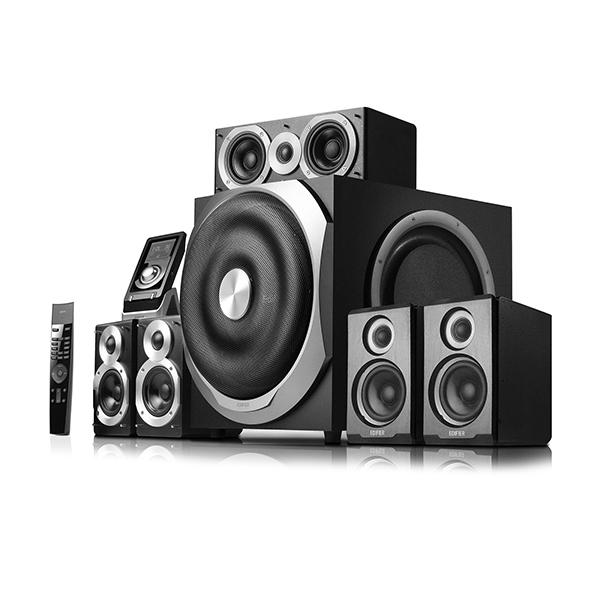 Edifier S760D Dolby Digital Home Theater System (1)