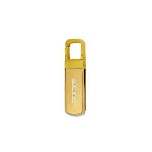 Teutons 64GB Amber Gold USB 3.1 Pendrive (TLB64AGNVV8)