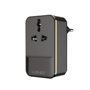 LDNIO SC1205 2 IN 1 Quick Charge 3.0 Travel Adapter