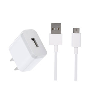 Xiaomi 5V 3A USB Charger with Micro USB Cable